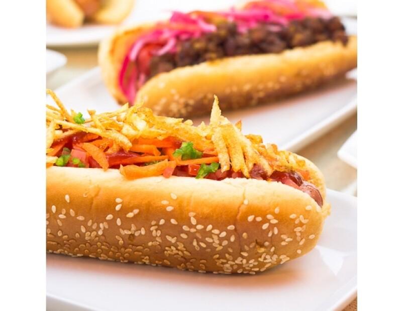 Hay hot dogs para todos los gustos, ¿te atreverías a probarlos?.