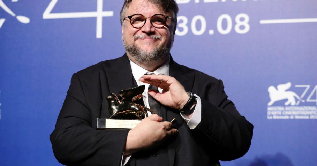 Guillermo del Toro se hace con el León de Oro de Venecia
