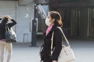 La calidad del aire en la CDMX es de regular a mala.