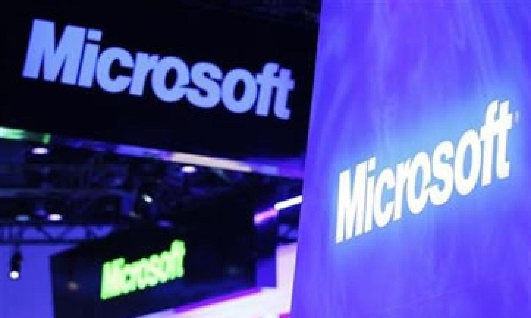 Microsoft espera reavivar las ventas de PCs cuando lance Windows 8. (Foto: Reuters)