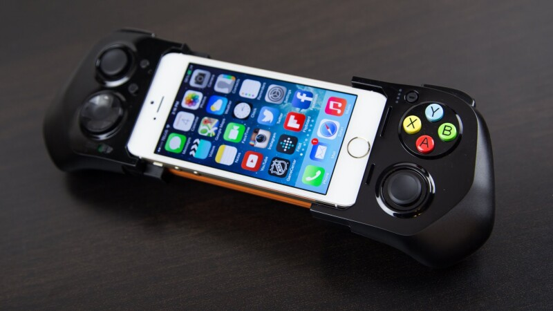 MOGA Power Series iOS Mobile Game Controller