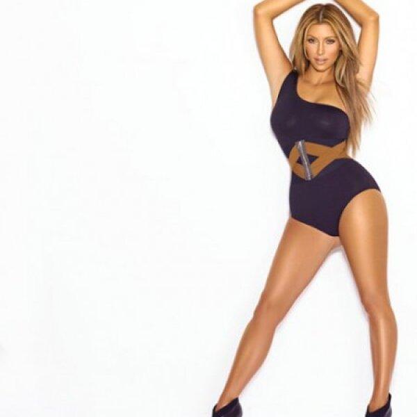 Kim nació el 21 de octubre de 1980 en Los Ángeles, California.