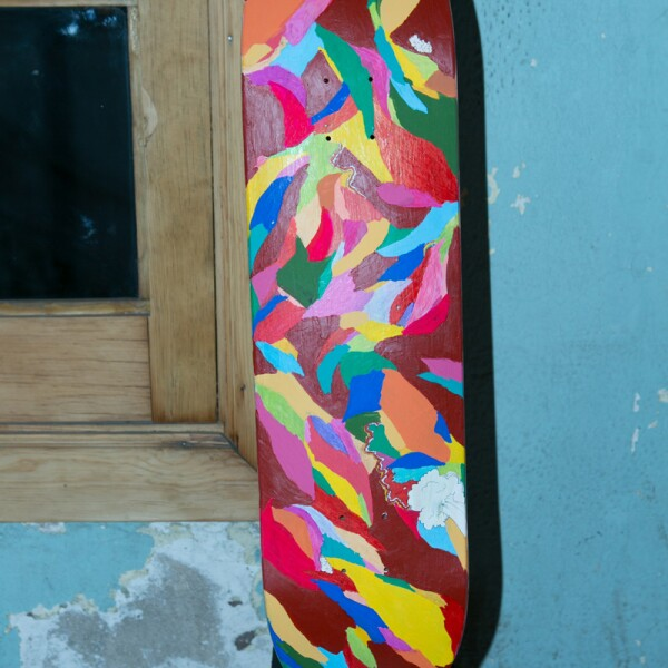 Board Drive, Art and Skate de Vans
