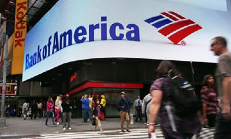Las autoridades de EU indican que BofA está atrasado en reducir las deudas hipotecarias menos riesgosas de sus clientes. (Foto: Reuters)