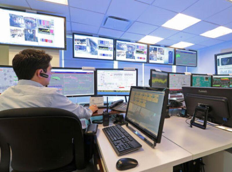 Centro de Control Cemento de Cemex