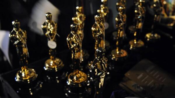 La entrega de los premios de la Academia se realizará el próximo domingo. (Foto: AP)