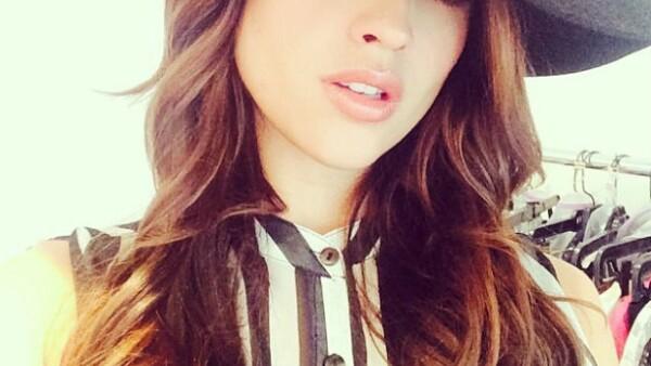 Eiza compite por dos premios en los MTV Millennial Awards.