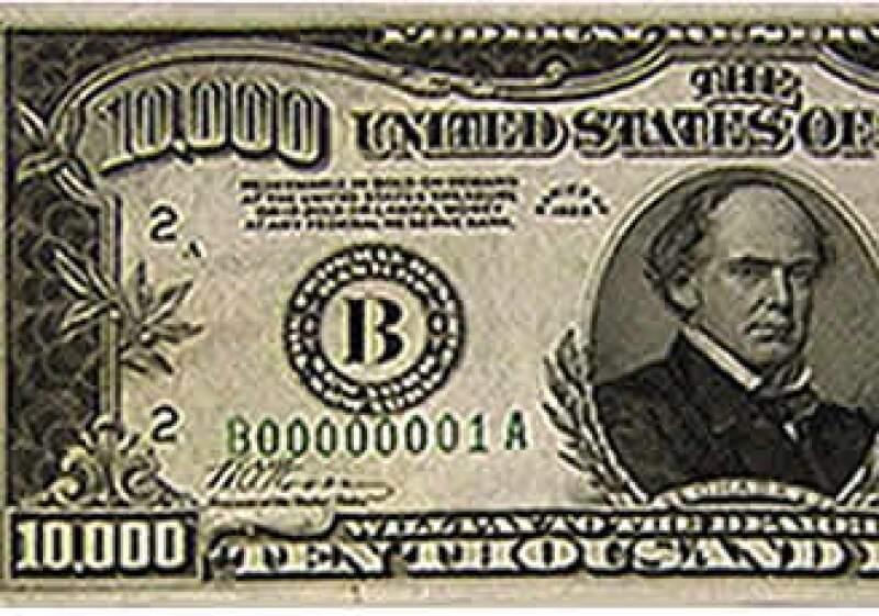 El presidente Richard Nixon sacó de circulación todos los billetes de alta denominación en 1969. (Foto: AP)