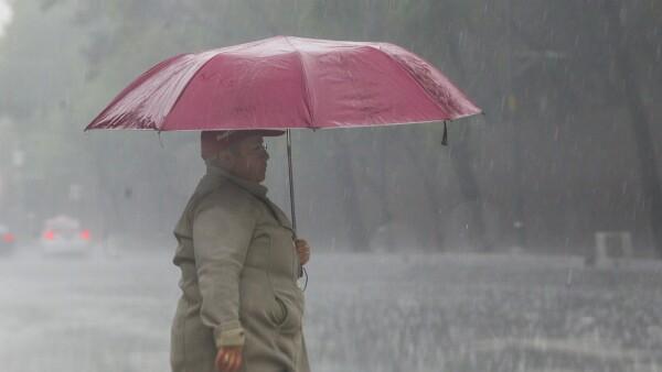 Alerta por lluvia