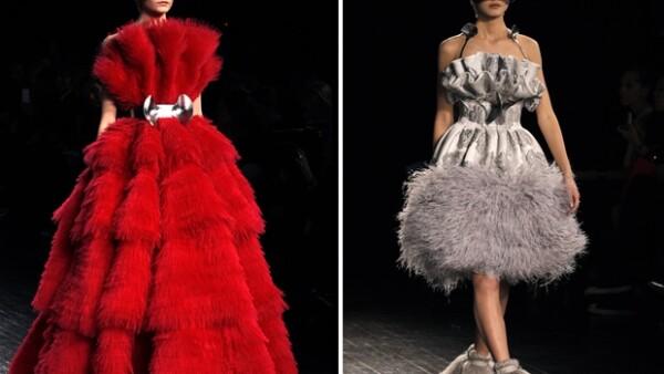 Tras la sorpresiva muerte de Alexander McQueen en 2010, fue la diseñadora inglesa la elegida de dar continuidad a su legado, y lo ha conseguido manteniendo su espíritu auténtico e innovador.