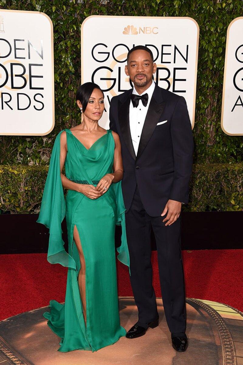 La esposa de Will Smith fue la primera actriz en llamar a un boicot.