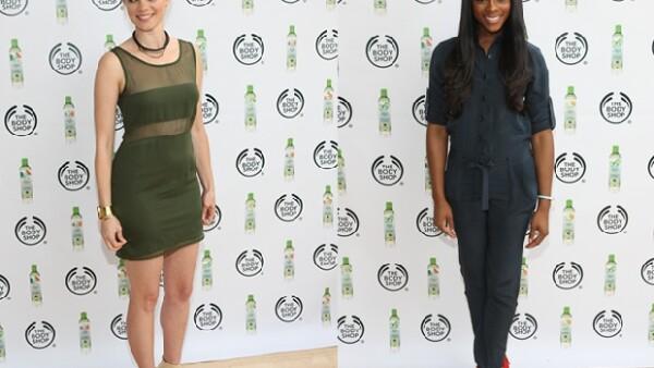 Con motivo del Día de la Tierra celebrado el pasado viernes, las actrices de Shameless y Gossip Girl hablaron de la necesidad de cuidar al planeta y de seguir la propuesta de la marca británica.