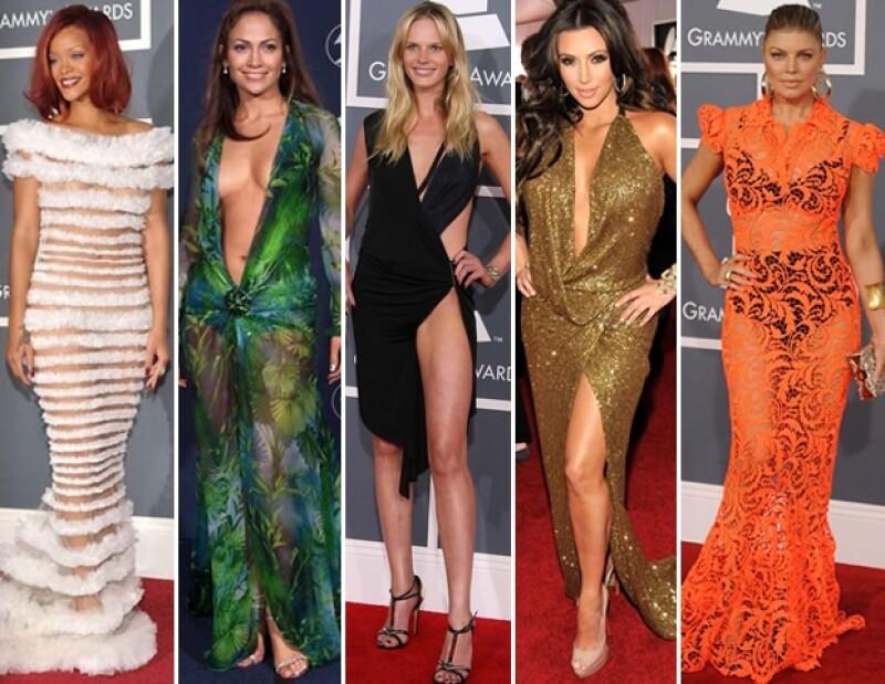 Dado a la creciente inclinación de las estrellas por dejar poco a la imaginación la cadena televísiva CBS lanzó una nueva política de vestimenta para la entrega de premios.