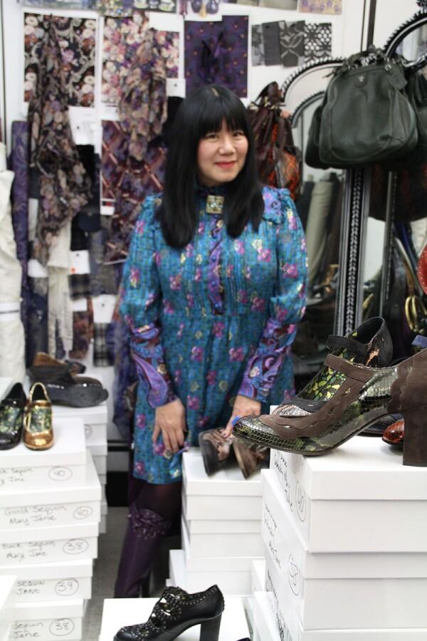 Anna Sui Fall 2010 RTW, New York