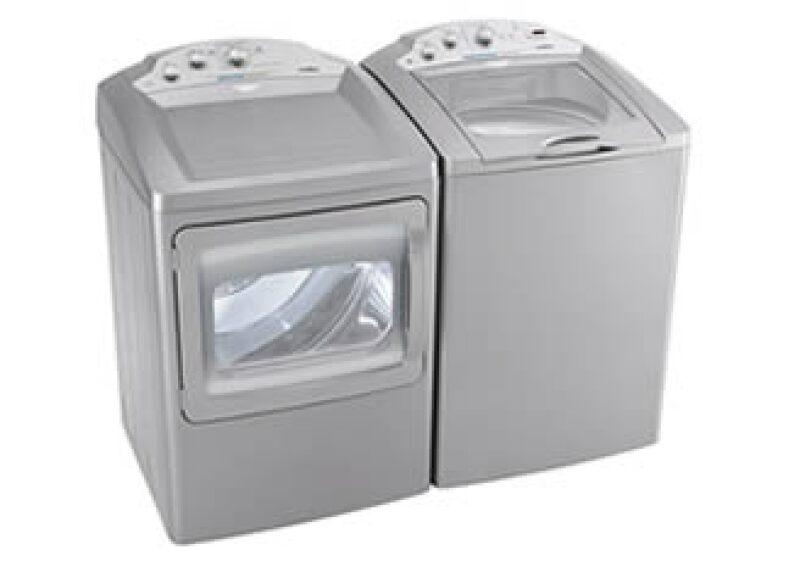 La firma de línea blanca incorporó el Id System para medir la carga real de agua que requieren sus lavadoras. (Foto: Cortesía)