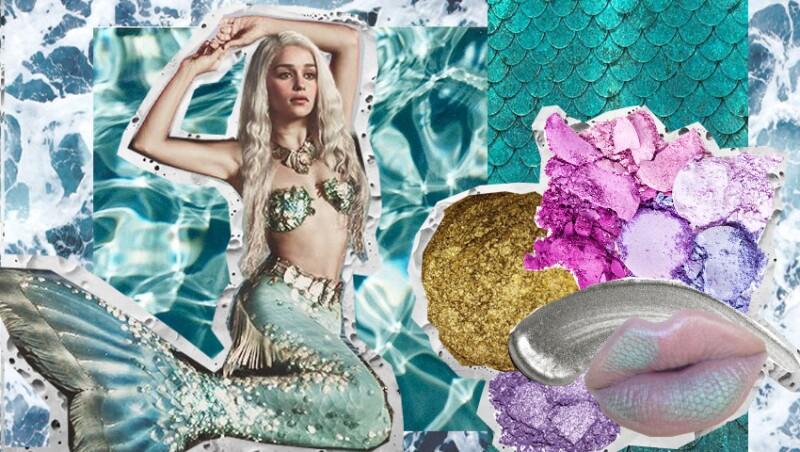 Con esta tendencia te convertirás en tu propia versión de 'La Sirenita'.