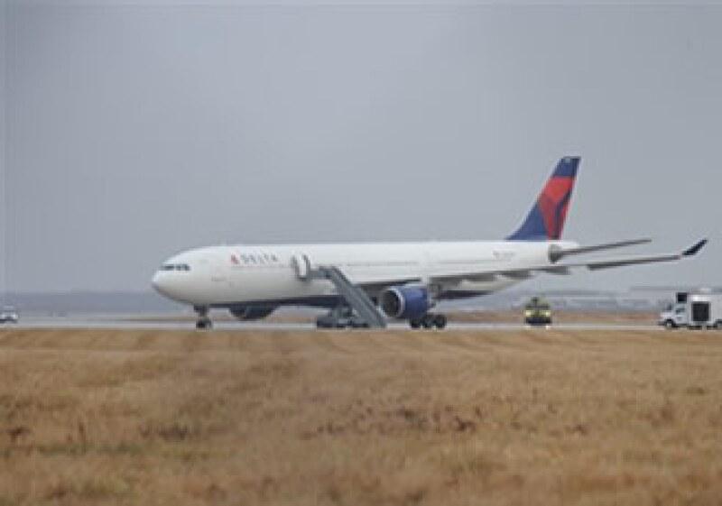 El Vuelo 253 de Northwest Airlines, un jet Airbus 330 con 278 pasajeros a bordo, estaba llegando a Detroit desde Ámsterdam (Foto: AP)