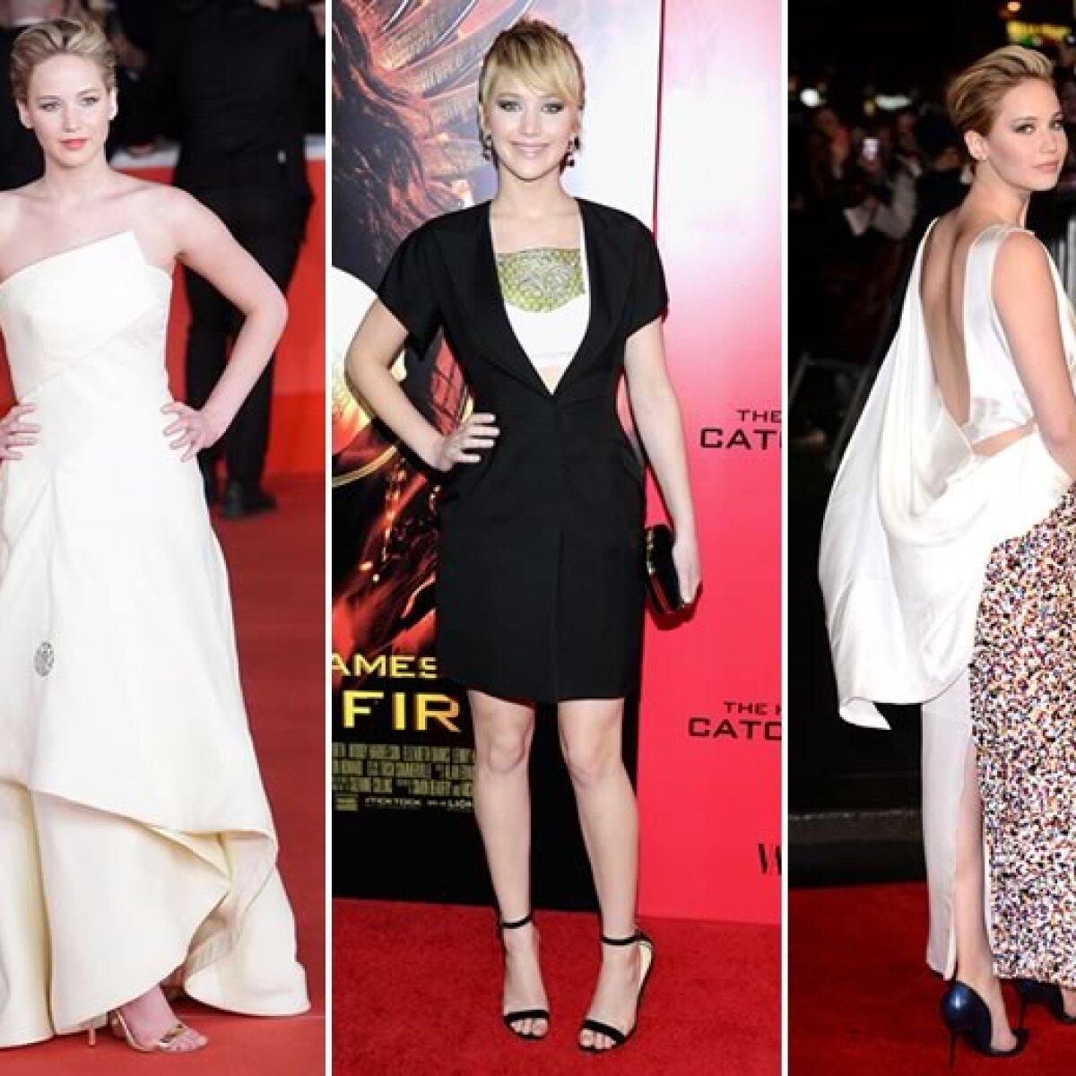 Las celebs mejor vestidas en 2013