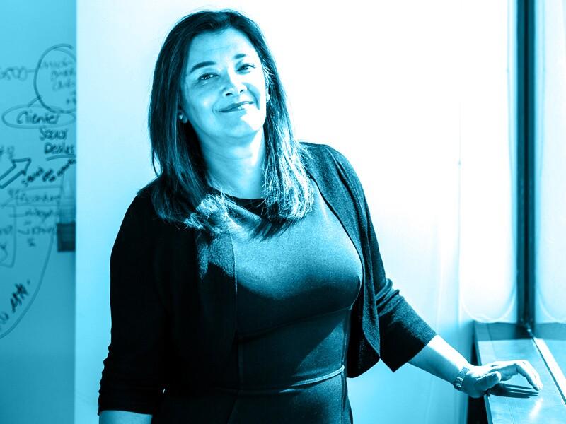 Luz María Gutiérrez, directora general de G500