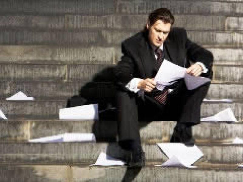 El desempleo afecta más a profesionistas y a la industria manufacturera. (Foto: Dreamstime)