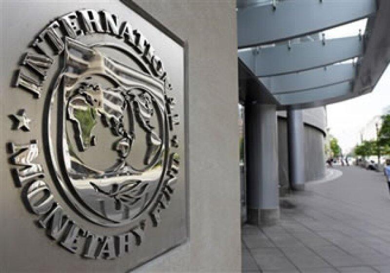 La opinión de la OCDE está en línea con países emergentes que piden un no europeo en el FMI. (Foto: AP)