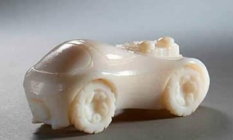 Producto 3D (Foto: Objet)