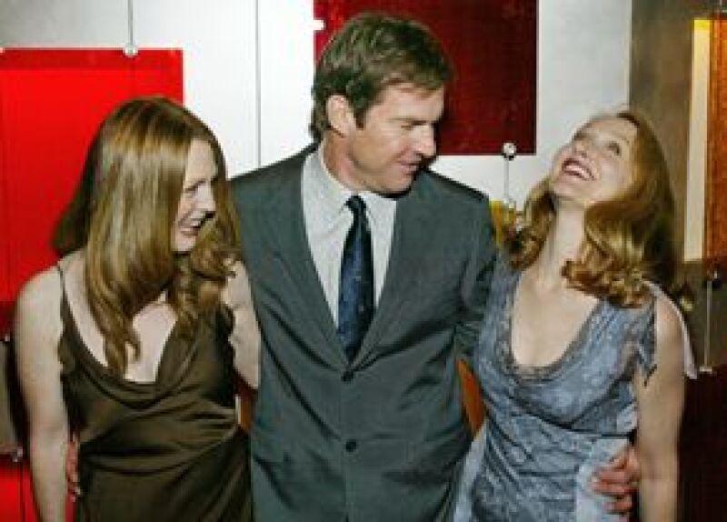 Los actores darán vida a la ex pareja presidencial estadounidense en la película `The Special Relationship´.