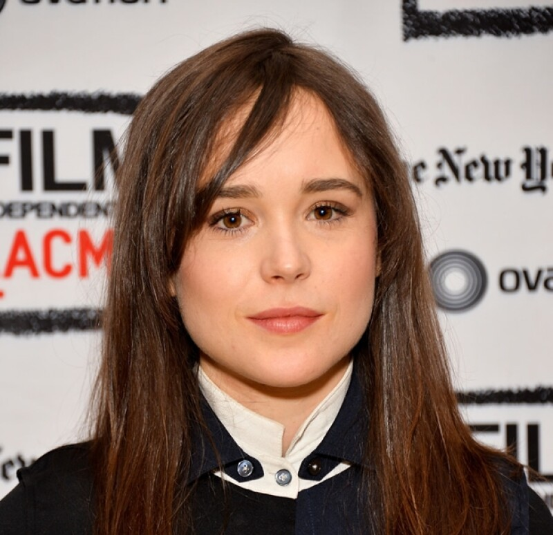 Ellen Page se declaró gay y dio un memorable discurso.