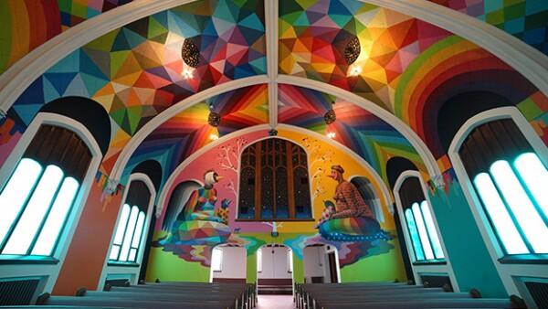 Centro espiritual... con membresía