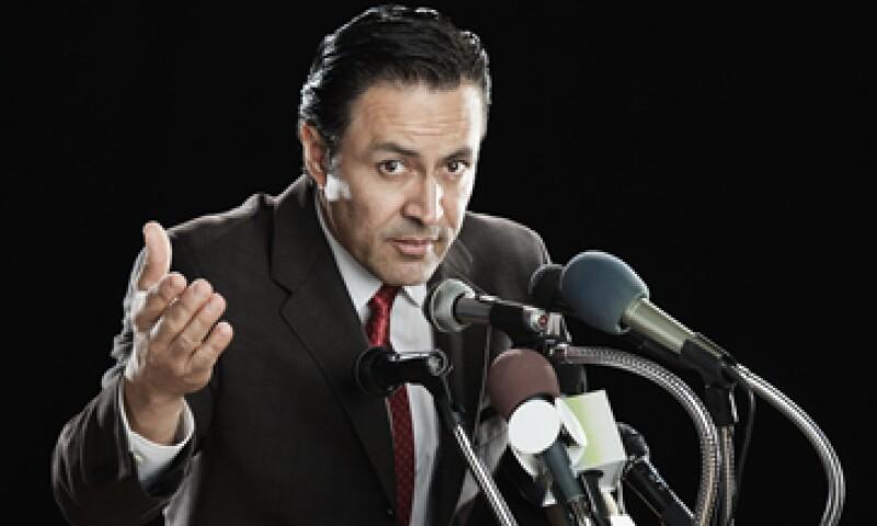 Un buen orador debe estar preparado, pero eso no significa que no pueda ser espontáneo. (Foto: Getty Images)