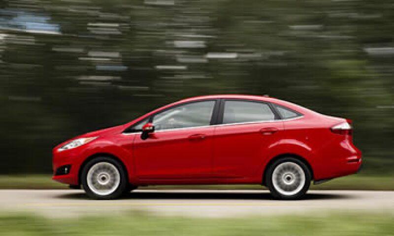 El Fiesta será el onceavo modelo de Ford en el mercado ruso.(Foto: Tomada de ford.mx)