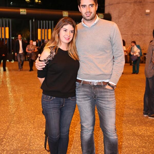 Andrea González y Daniel González