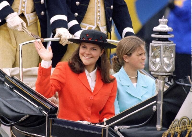 La princesa Victoria y su hermana, la princesa Magdalena, al parecer no llevan una muy buena relación. Aquí el porqué de esa suposición.