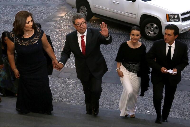 Invitados César Yáñez