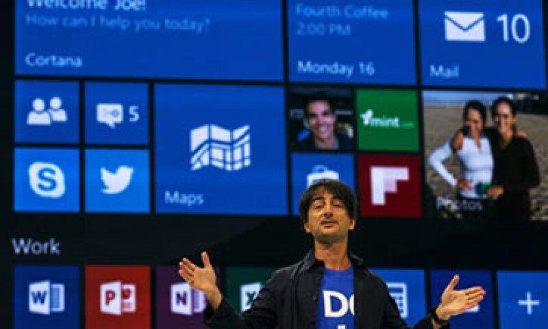 Windows 10 espera ser mejor recibido por sus usuarios que la versión 8. (Foto: Reuters )