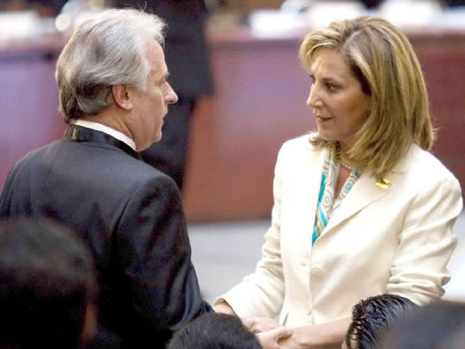 María Elena Morera, presidenta de México Unido contra la Delincuencia, reiteró su respaldo a Martí días después, durante la reunión del Consejo Nacional de Seguridad.