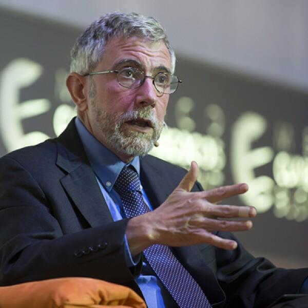 El Nobel de Economía 2008 dijo que el crecimiento económico de México ha sido decepcionante pese a los avances que ha tenido al haber diversificado su base de exportaciones.
