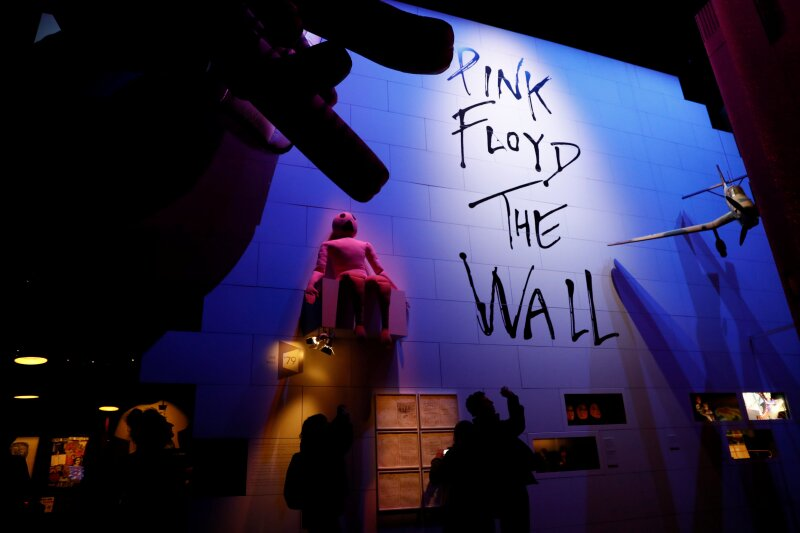 Felices 50, Pink Floyd