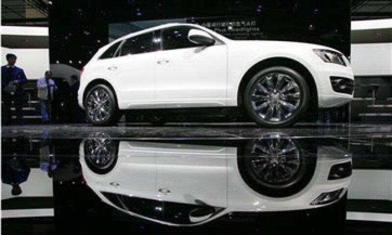 La planta de Audi podrá producir hasta 150,000 vehículos anualmente. (Foto: AP)
