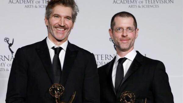 David Benioff y D.B. Weiss
