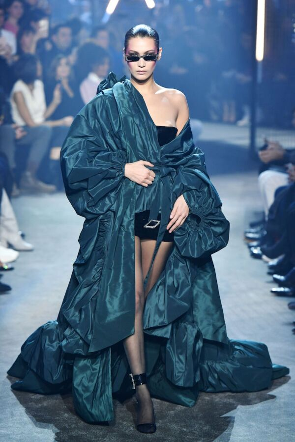 Alexandre Vauthier show, Runway, Spring Summer 2018, Haute Couture Fashion Week, Paris, France - 23 Jan 2018