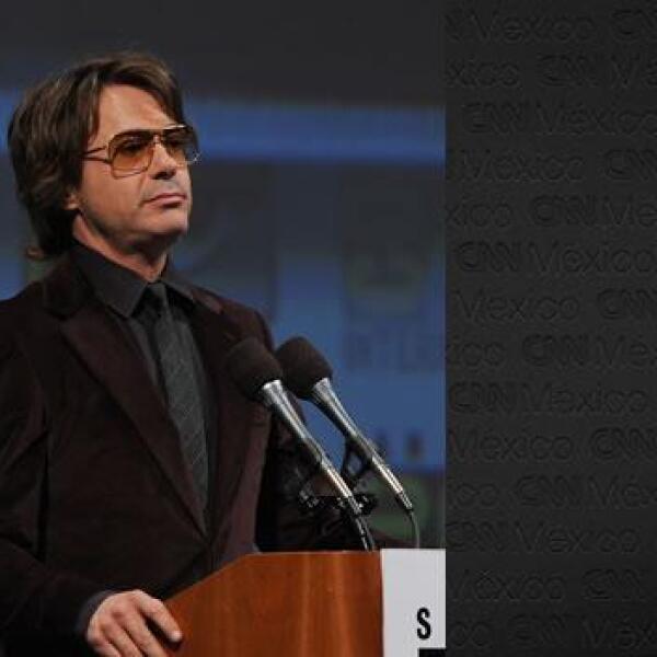 Robert-Downey Jr. participa en el Comic-Con