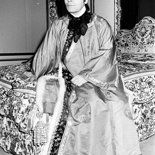 Lagerfeld Collection, Paris - 28 Feb 1978