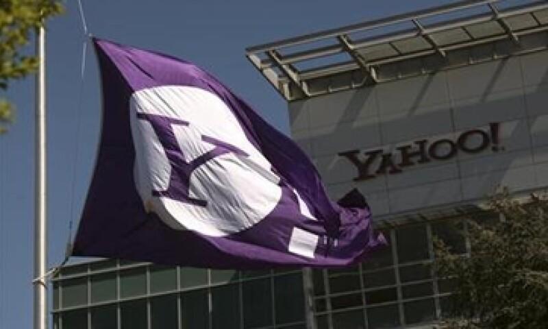 Yahoo registró una ganancia neta de 331 millones de dólares. (Foto: Archivo)