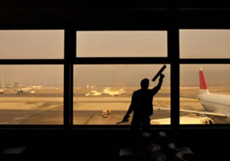 Asur opera nueve aeropuertos en el sureste mexicano, entre ellos los de Cancún. (Foto: Jupiter Images)