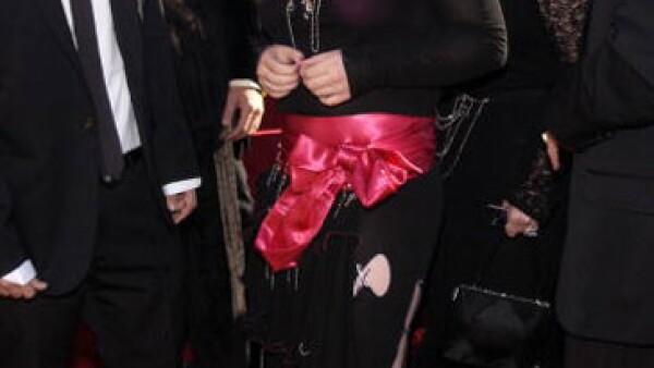 Kelly Osbourne en 2002.