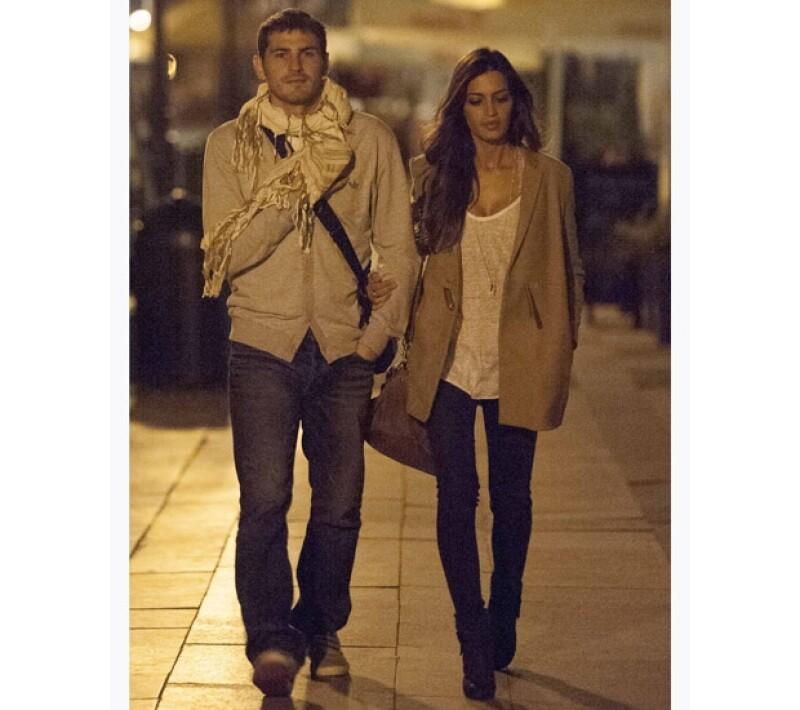 Iker Casillas y Sara Carbonero están casados desde marzo del 2012.