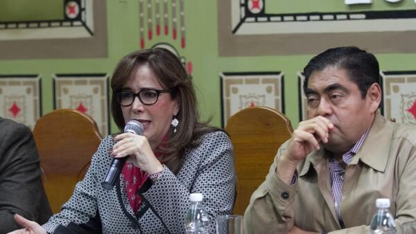 Morena y Barbosa en Puebla