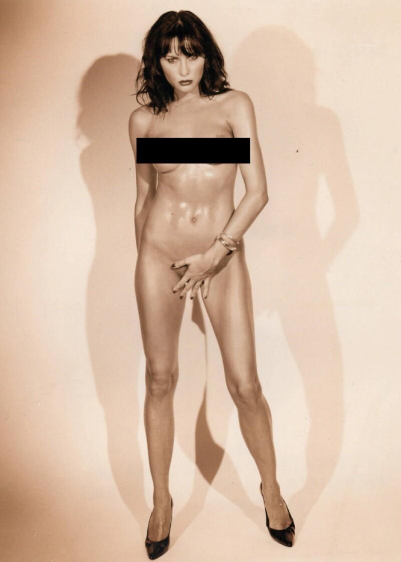 Melania Trump tiene un polémico pasado como modelo.