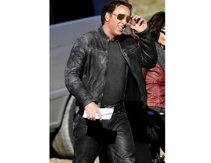 Nicolas Cage: Disfruta de coleccionar comics.